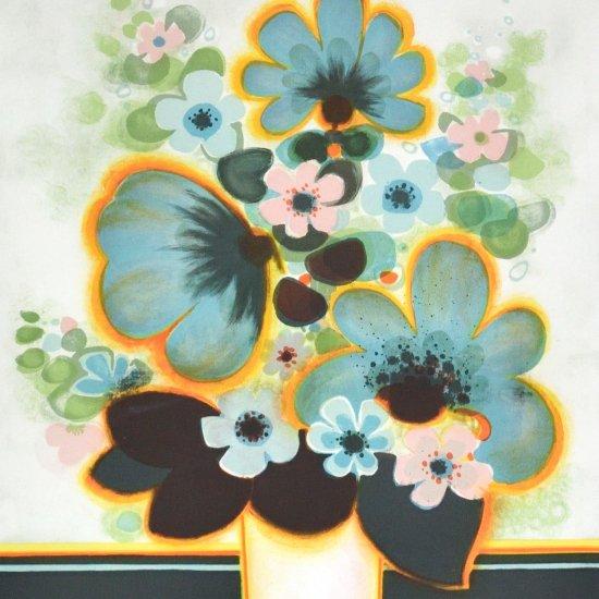 青い花【レンタル使用品】