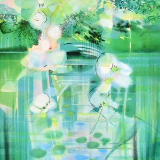 モネガーデンの白い花 【SOLDOUT】