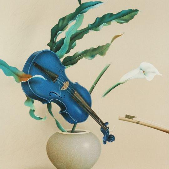 青いバイオリン【SOLDOUT】