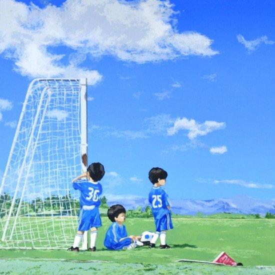 遠いゴール・サブコートのトリオ【レンタル使用品】