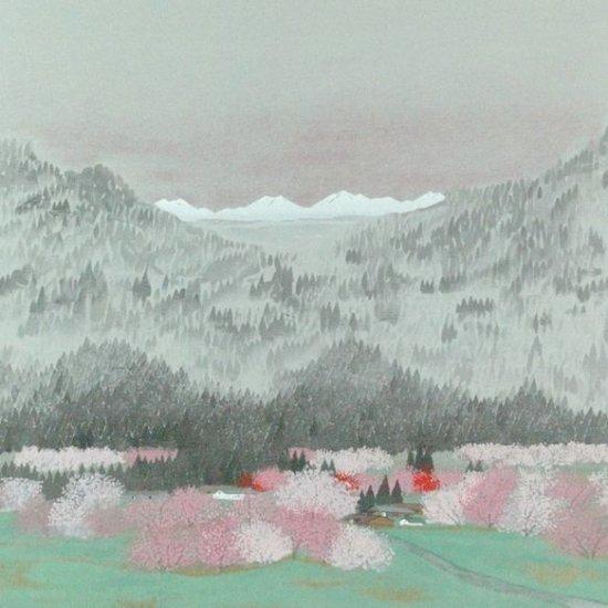路・木曽の春にて【レンタル使用品】