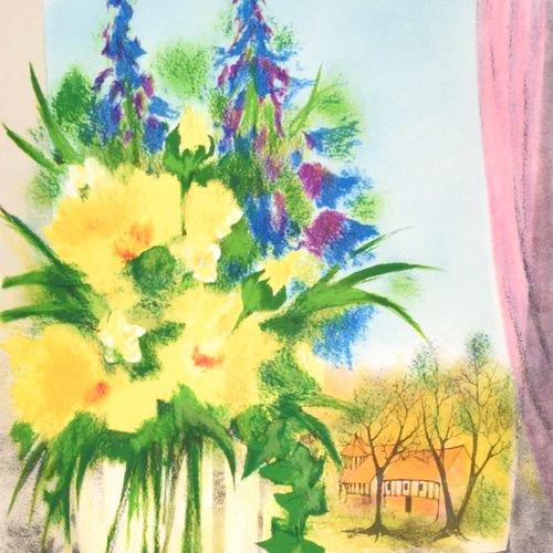 窓辺の花【SOLDOUT】