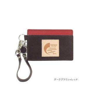 【ビー・ピスク/モニカ(日本製)】カルクル定番のパスケース<br>パスケース