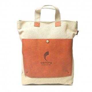 【ファッジコットン】カラーバリエーション豊かな帆布にレザーをあしらった可愛いトートバッグ<br>トートバッグ大