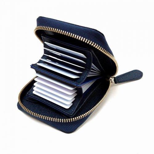 【アウトレット/ポップアップ】カードが主役!カード時代の新定番<br>ラウンドファスナーカードケース