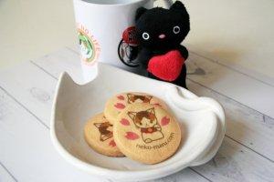 【看板商品】あなたにもできる猫助けのひとつです♪「さくらねこクッキー」