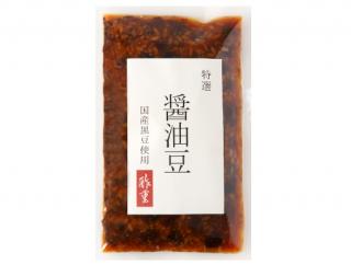 醤油豆 国産黒豆