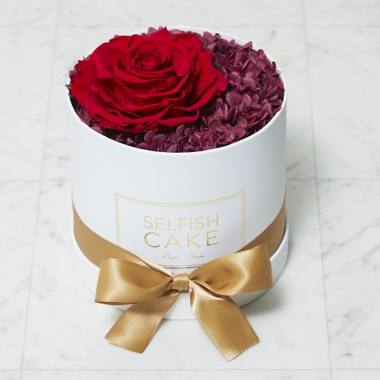 ROSE MELIA MEDIUM BOX
