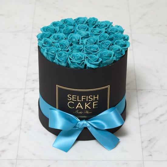 TIFFANY BLUE BLACK BOX