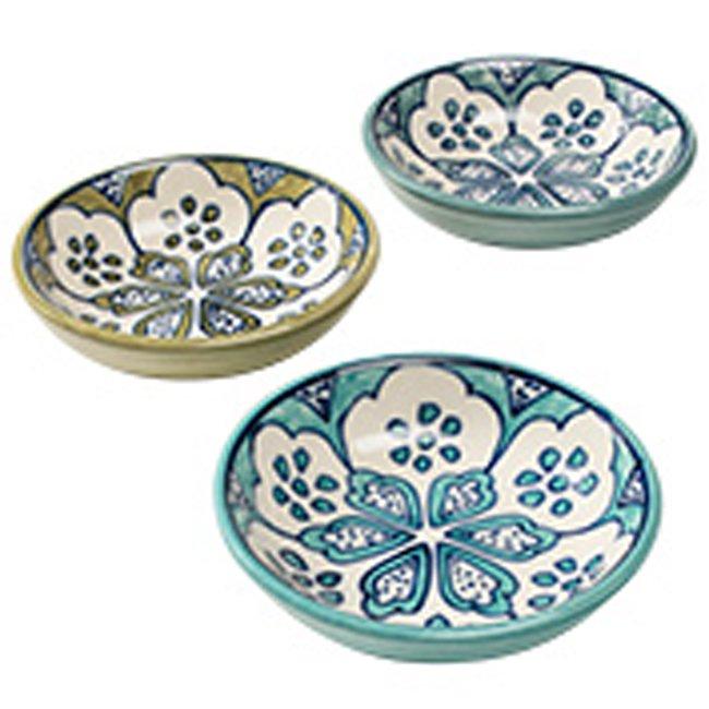 豆皿セット モロッコ風 3カラー