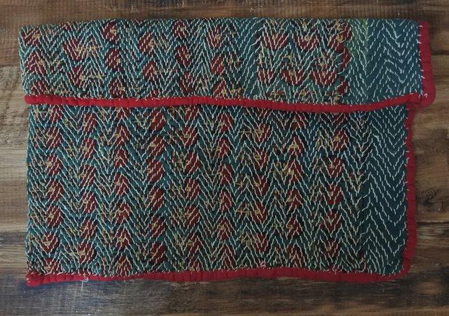 バンジャラ族 ヴィンテージ刺繍 布袋 L