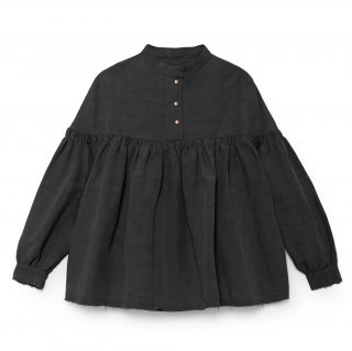 50% off little creative factory ブラウス VICTORIA'S SWING BLOUSE slate