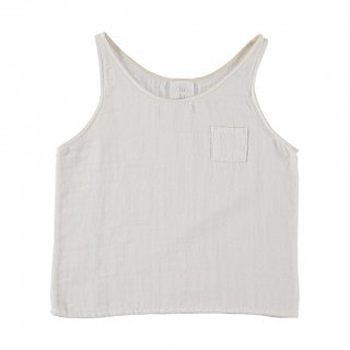 <img class='new_mark_img1' src='https://img.shop-pro.jp/img/new/icons16.gif' style='border:none;display:inline;margin:0px;padding:0px;width:auto;' />50% off liilu TANK TOP off white