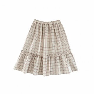 <img class='new_mark_img1' src='https://img.shop-pro.jp/img/new/icons14.gif' style='border:none;display:inline;margin:0px;padding:0px;width:auto;' />Liilu スカート dana skirt - rustic check