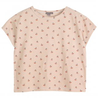 <img class='new_mark_img1' src='https://img.shop-pro.jp/img/new/icons14.gif' style='border:none;display:inline;margin:0px;padding:0px;width:auto;' />emile et ida Tシャツ tee shirt CREME CERISES