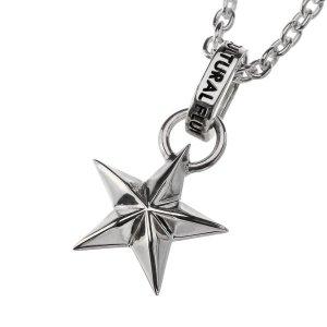 EDGE STAR PENDANT エッジスターペンダント FLUI フルイ