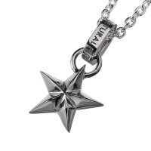 PLATINUM EDGE STAR PENDANT プラチナエッジスターペンダント FLUI フルイ