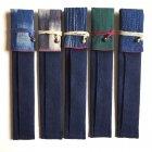 手作りひなや 中まで洗える箸袋(藍染)