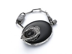 Pyro mesh work 2way bracelet