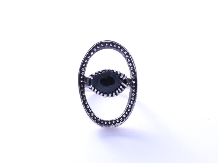 Obsidian Ring P