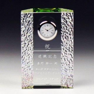 【エコクリスタル時計】DT-15