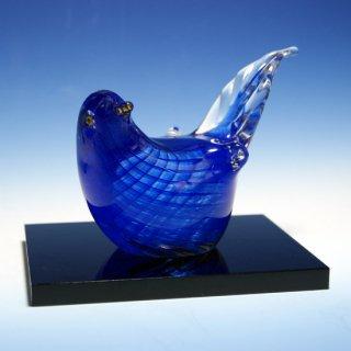 【開運グッズ】幸せの青い鳥