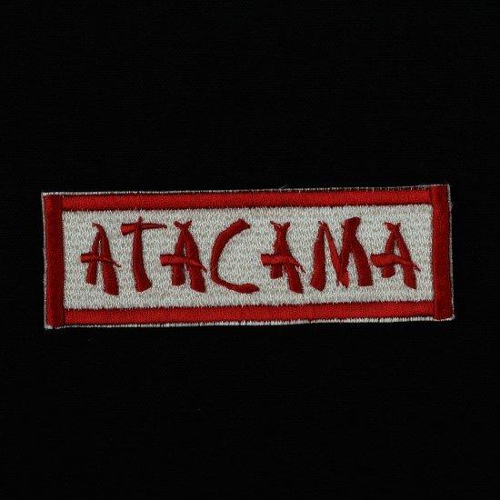 【poorpatch】 ATACAMA(red)