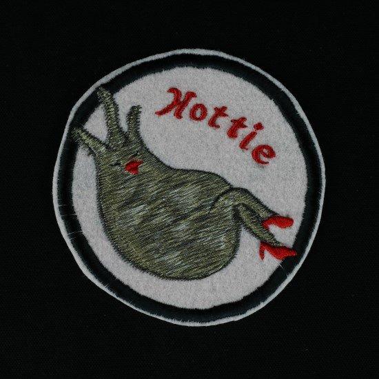 【poorpatch】Hottie-black