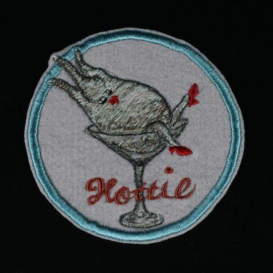 【poorpatch】Hottie-blue