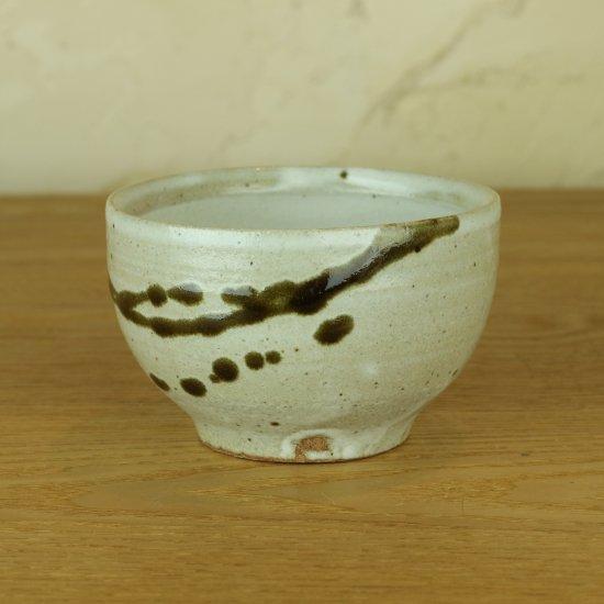 Masato Akutsu -white glaze bowl- (1)