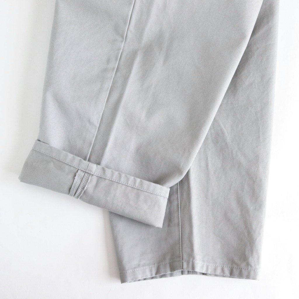 高密度ギャバロークロッチパンツ #GRAY [192-576]