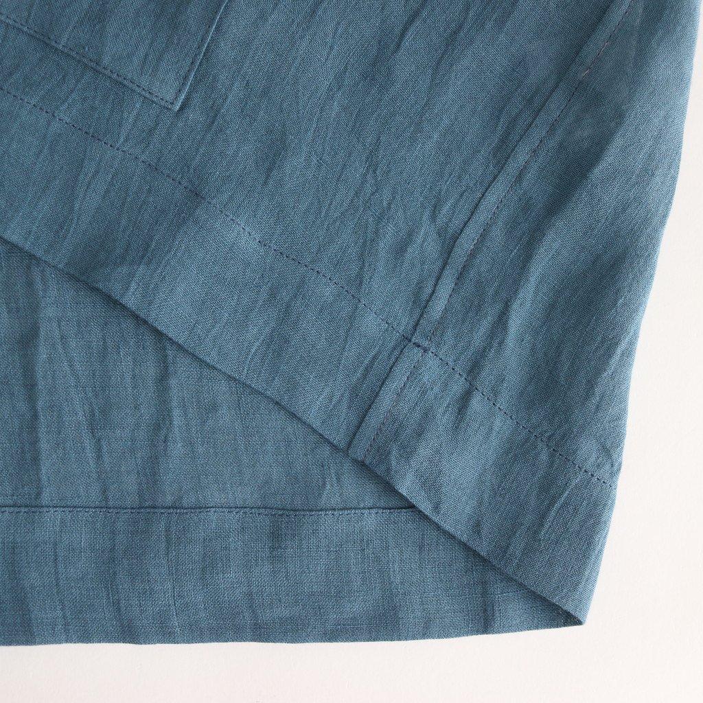SEEDING SMOCK - CLEAN SACKCLOTH #BLUE [SH-46-201604]