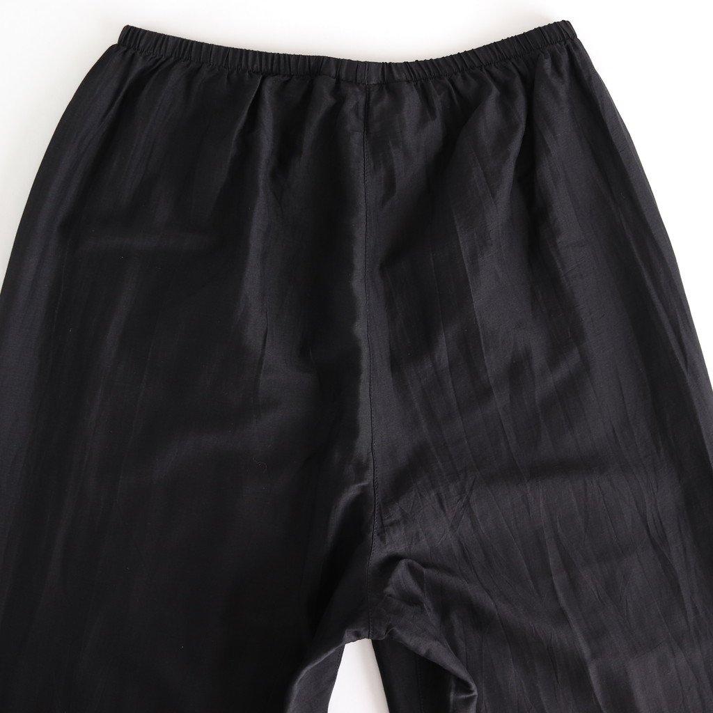 フルッターパンツ #BLACK [20-505]