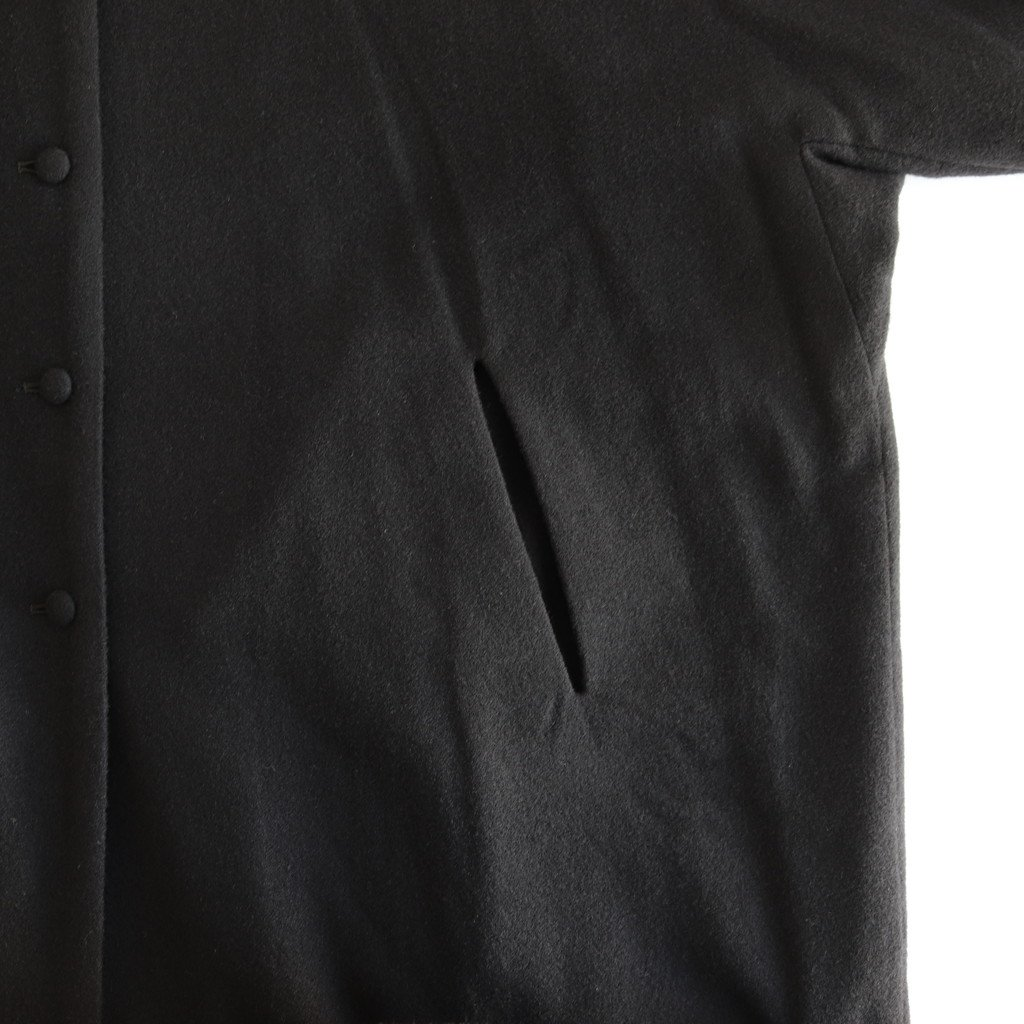 VERLAINE WOOL COAT #BLACK [A232202TC449]