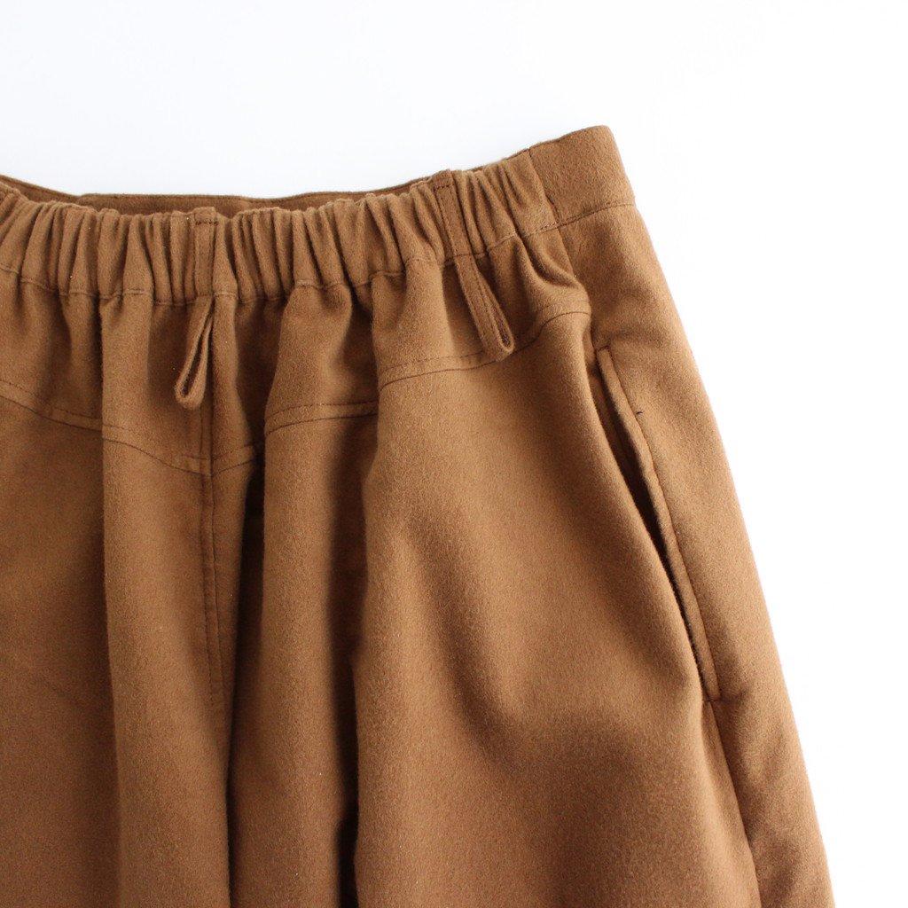 深切なるTAPERED PANTS #キャメル [TLF-121-bt003-I]