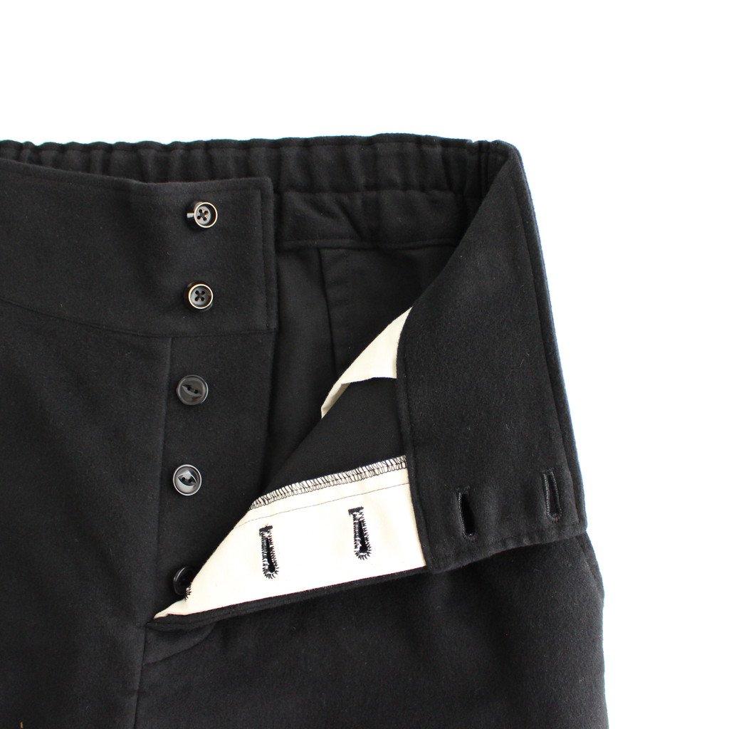 深切なるTAPERED PANTS #ブラック [TLF-121-bt003-I]