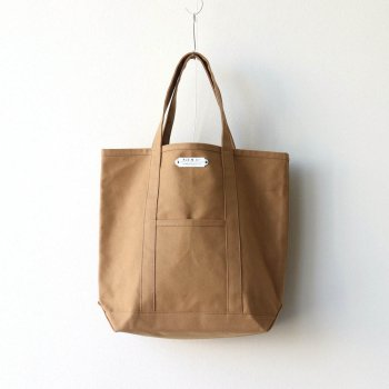 R&D.M.Co- OLDMAN'S TAILOR | オールドマンズテーラー - TOTE BAG TALL #COYOTE [no.3198]