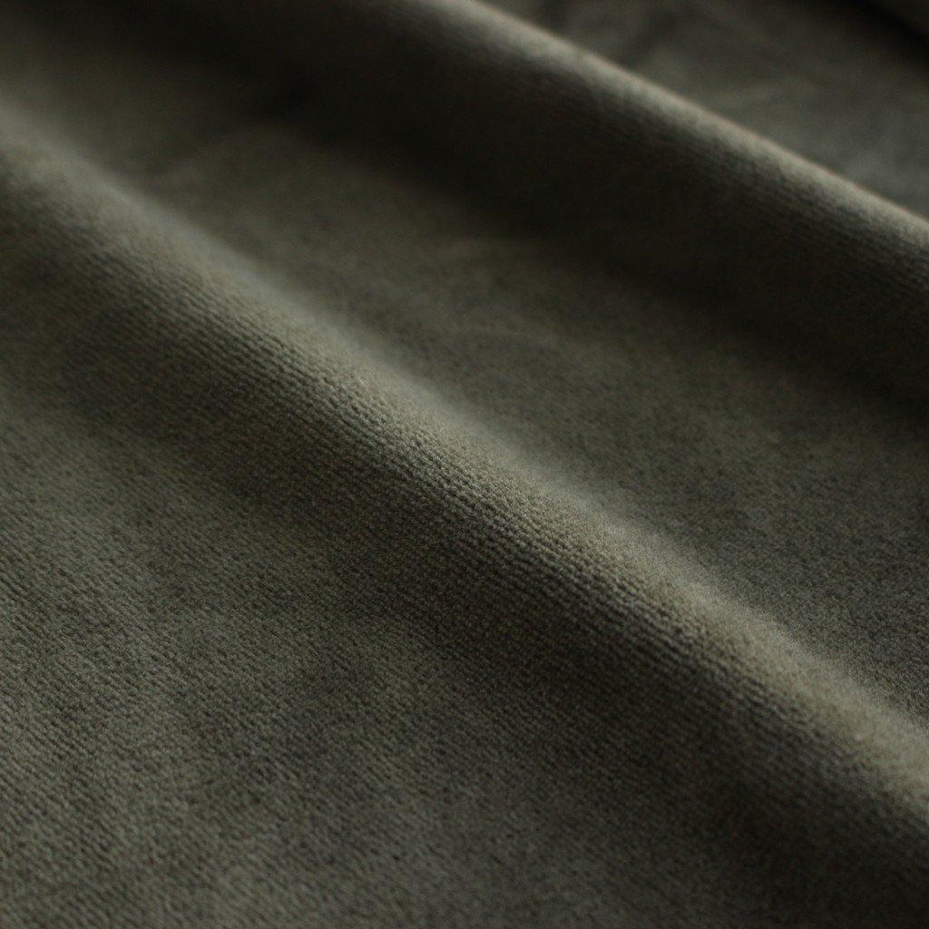 スウィートベロアイージースカート #カーキ [US210CT021]