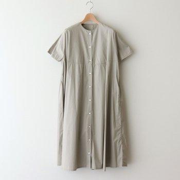 Atelier d'antan   アトリエダンタン _ MARTINU DRESS #GRAY [A232201TD408]