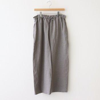 Atelier d'antan | アトリエダンタン _ BURY PANTS #GRAY [A232211PP489]