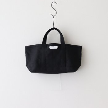 R&D.M.Co- OLDMAN'S TAILOR   オールドマンズテーラー _ TOTE BAG S #BLACK [no.011]