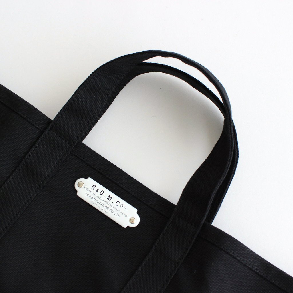 TOTE BAG S #BLACK [no.011]