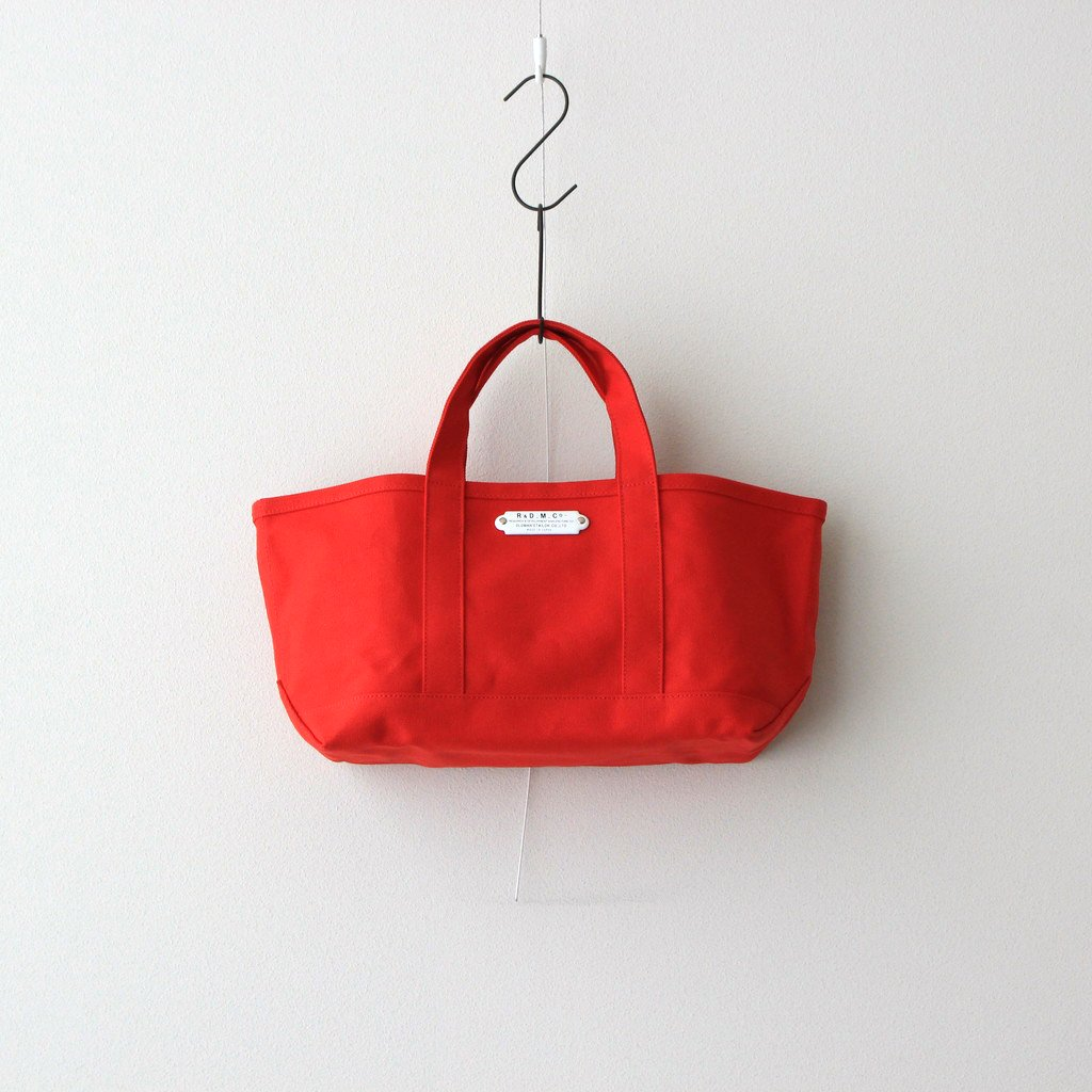 TOTE BAG S #RED [no.011]
