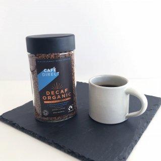 CAFEDIRECTインスタントコーヒー・デカフェ