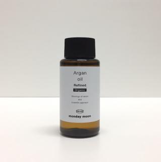 アルガンオイル・精製・オーガニック/Argan oil organic/50ml