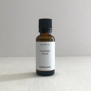 エッセンシャルオイル・ラベンダー40/42/Essential oil・Lavender40/42/30ml