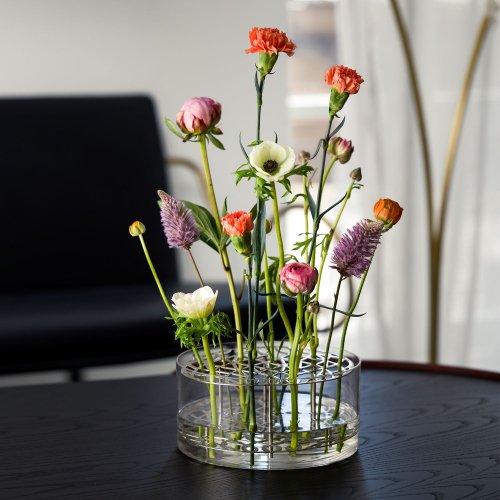 KLONG Ange flower vase large/brass