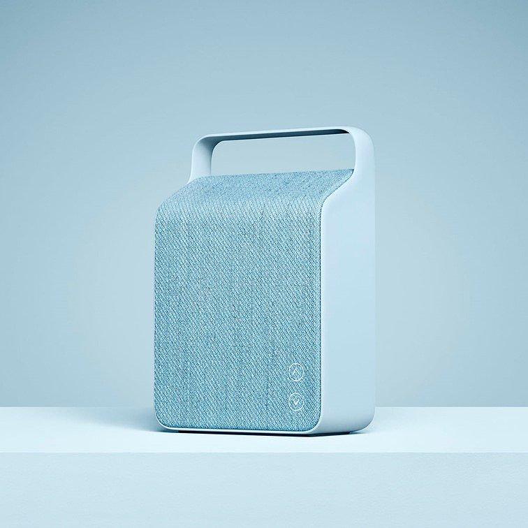 Vifa Oslo (Ice Blue)  ヴィーファ/オスロ bluetooth ブルートゥーススピーカー