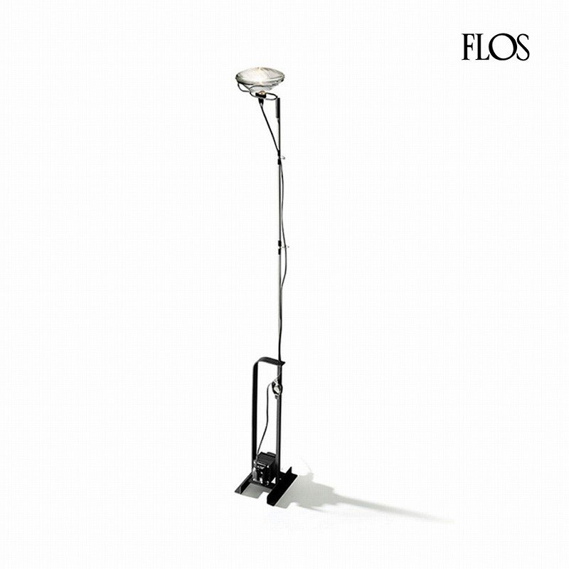 "FLOS ""Toio Limited Edition"" Matt Black  日本で50台のTOIO限定生産品"