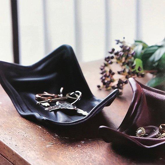 Flex Leather Tray【フレックス レザートレイ 】